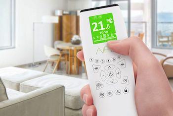 rointe remote control